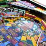 Collector Quality Indiana Jones Pinball Machine playfield