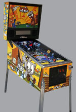 Mega Golf Ball Frenzy Pinball Machine