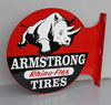 ARMSTRONG TIRES Rhino-Flex Sign