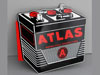 Atlas Battery Flange Sign
