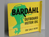BARDAHL OUTBOARD MOTOR OIL Sign