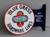 Belknap BLUEGRASS HARDWARE Flange Sign