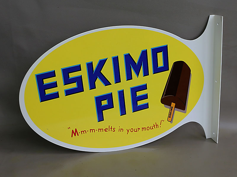 eskimo pie Started from a little boy's indecision between a chocolate candy bar and a scoop of ice cream the eskimo pie wheat first securities, a richmond, va investment banking firm proposed an initial public offering (ipo.