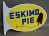 ESKIMO PIE ICE CREAM Flange Sign