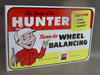 HUNTER TUNE UP Gas Station SIGN