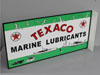 TEXACO MARINE SIGN