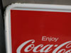 COKE ADDS LIFE Coca Cola Sign